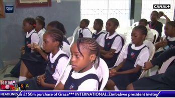 Zuriel Oduwole milite pour le droits des jeunes filles en Afrique