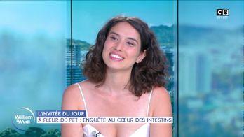 L'invitée du jour Dora Moutot : A fleur de pet : enquête au cœur des intestins
