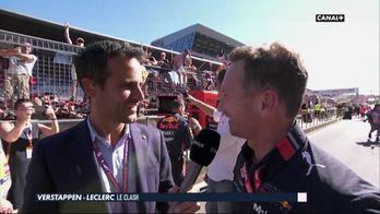Grosse joie pour le patron de Red Bull