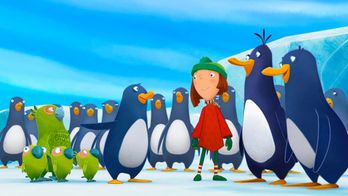Jasper, Pinguoin explorateur