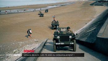 Omaha Beach : Sur les plages du débarquement !