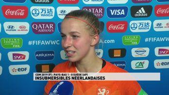 Insubmersibles néerlandaises