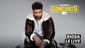 Les petits concerts MTV : Ridsa