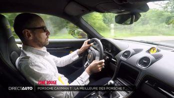 Porsche Cayman T : La meilleure des Porsche ?
