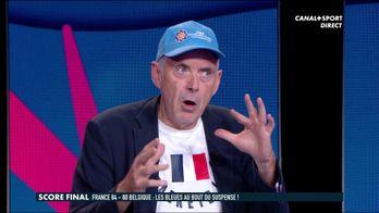 L'analyse de George Eddy après la victoire française !