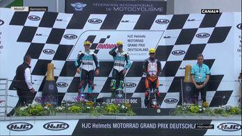Le podium !