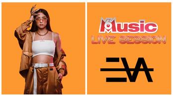 M6 MUSIC LIVE SESSION : EVA QUEEN