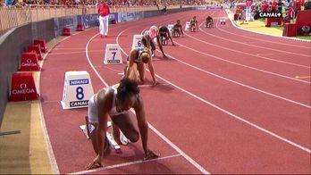 La course du 200M Femmes