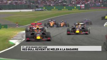 Red Bull revient se mêler à la bagarre