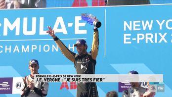 Vergne conserve son titre de champion du monde !
