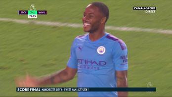 Le résumé de Manchester City / West Ham
