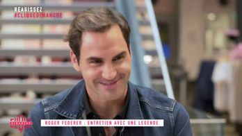 Clique X Roger Federer