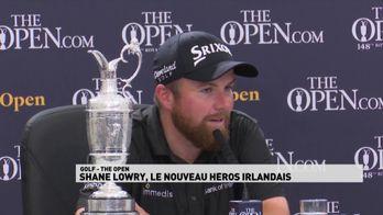 Shane Lowry, le nouveau héros irlandais