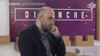 Clique X Roberto Saviano