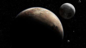 Rencontre avec Pluton et au-delà