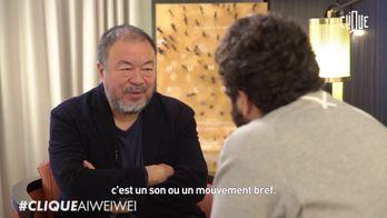 Clique X Ai Wei Wei