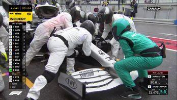 Panique générale chez Mercedes !