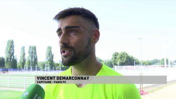 Le Paris FC, ambition mesurée