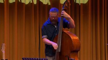 Elliot Galvin Trio : November Music