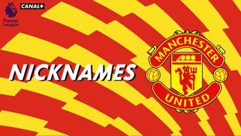 """Les """"Red Devils"""" de Manchester United"""