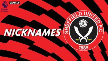 """Les """"Blades"""" de Sheffield United"""