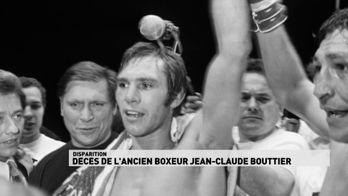 Décès de Jean-Claude Bouttier