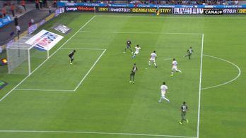L'ouverture du score de Mertens pour Napoli
