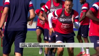 Caen, un nouveau cycle commence