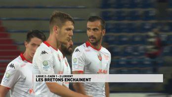Le Résumé de Caen - Lorient