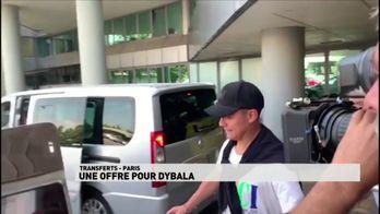 Paris - Une offre pour Dybala
