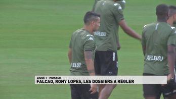 Falcao, Rony Lopes : Les dossiers à régler