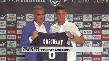 Koscielny affiche ses ambitions