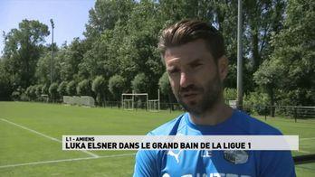 Luka Elsner dans le grand bain de la ligue 1