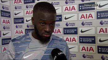 Tanguy Ndombele se confie sur son 1er but avec Tottenham