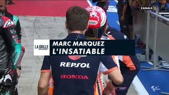 Marc Marquez, l'insatiable