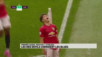 Le résumé de Manchester United / Chelsea