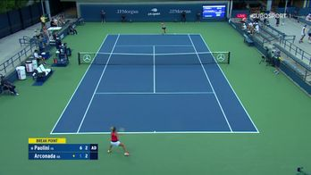 Paolini / Arconada - US Open