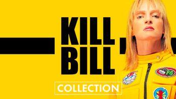 Kill Bill Volume 1 & 2
