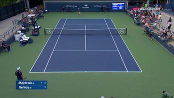 Majchrzak / Berlocq - US Open