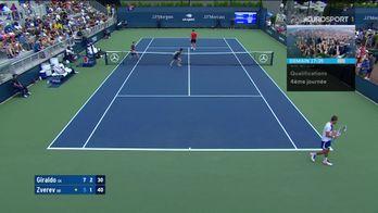 Giraldo / M.Zverev - US Open
