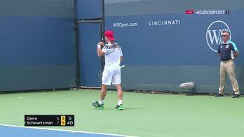Dimitrov / Wawrinka 2/2 - Masters Cincinnati
