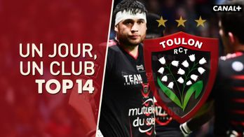 Un jour, un club - Rugby Club Toulonnais