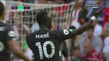 Quel but de Sadio Mané !