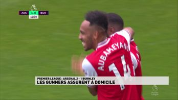 Le résumé d'Arsenal / Burnley