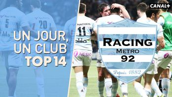 Un jour, un club - Racing 92