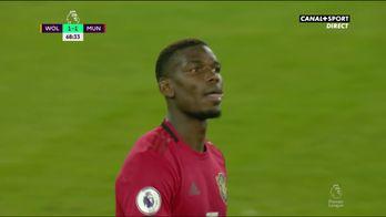 Le pénalty manqué de Paul Pogba