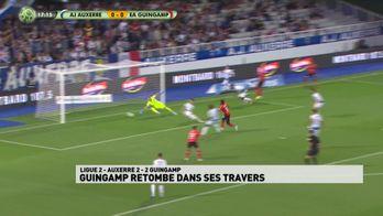 Le résumé d'Auxerre / Guingamp