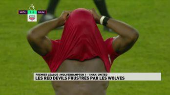 Le résumé de Wolverhampton / Manchester United