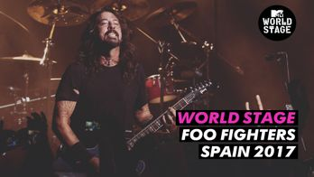World Stage : Foo Fighters