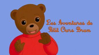 Les aventures de Petit Ours Brun